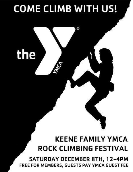 Keene Family YMCA Climbing Festival