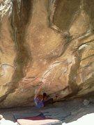 Rock Climbing Photo: Big joe!!