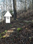 Rock Climbing Photo: Don't follow the Loop Trail up the stairs; instead...