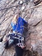 Rock Climbing Photo: canal zone
