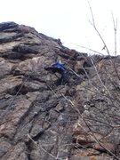 Rock Climbing Photo: dede