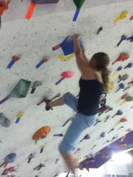 Rock Climbing Photo: dbc