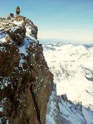 Rock Climbing Photo: Winter 14ers