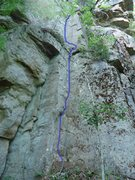 Rock Climbing Photo: angels & Demons 5.10a