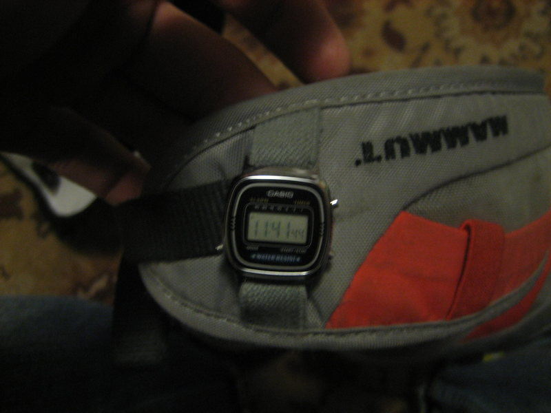 harness watch