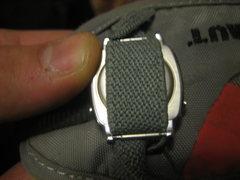 Rock Climbing Photo: harness watch