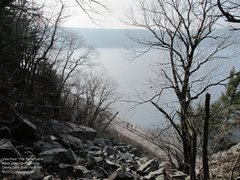 Rock Climbing Photo: A warm December morning