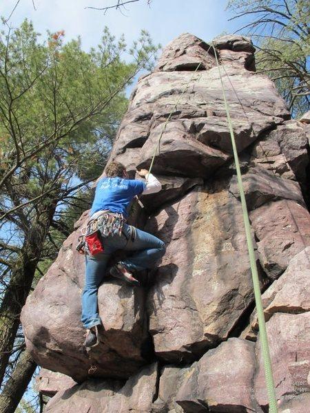 Rock Climbing Photo: Josh Levin