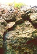 Rock Climbing Photo: Red Wing Climbing