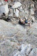 Rock Climbing Photo: august