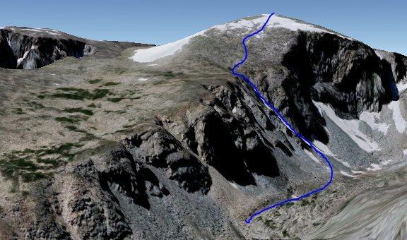 darton peak