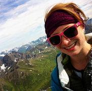 Mt. Williwaw summit