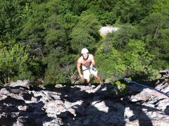 Rock Climbing Photo: The Balcony