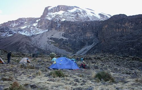Rock Climbing Photo: Machame