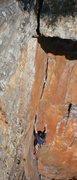 Rock Climbing Photo: Tim cruising In Pursuit.