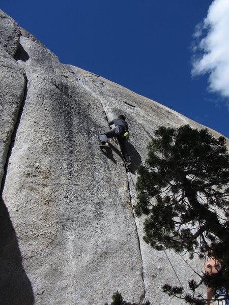 Rock Climbing Photo: Tuoloumne Meadows