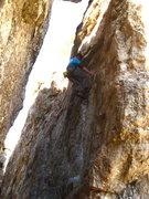 Rock Climbing Photo: Montana