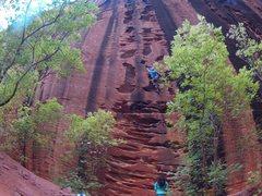 Rock Climbing Photo: Classic!!!