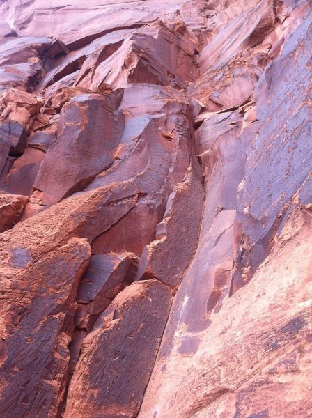 Rock Climbing Photo: Brush Your Teeth 5.9+