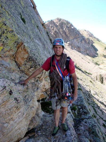 Rock Climbing Photo: Mt Ogden, Summer 2012