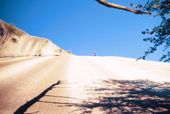 Rock Climbing Photo: p1 MERCURY'S LEAD