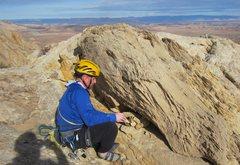 Rock Climbing Photo: Hiding the register