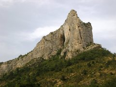 Rock Climbing Photo: Quiquillon at Orpierre