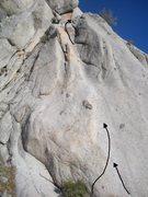 Rock Climbing Photo: Chunnel runs.