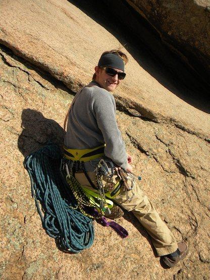 Rock Climbing Photo: Splatte 2012