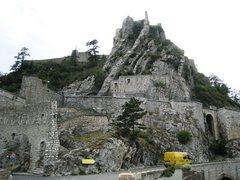Rock Climbing Photo: The Citadel at Sisteron