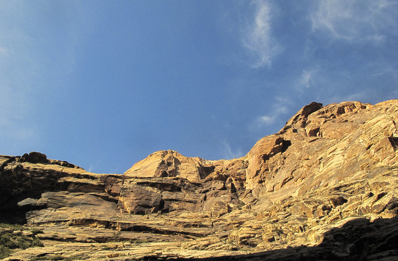 Rock Climbing Photo: Black Orpheus Amphitheater