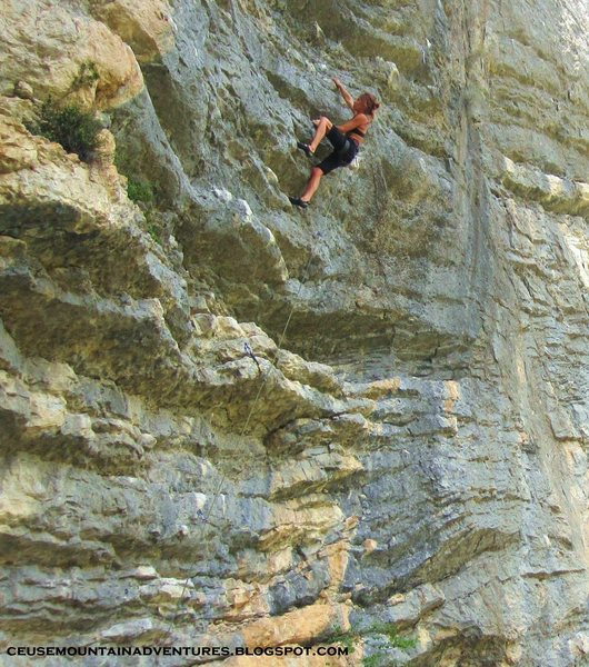 Anne enjoying 'les ailes du désir'