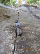 Rock Climbing Photo: Hackberry