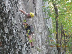 Rock Climbing Photo: WMA