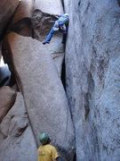 Rock Climbing Photo: Lower start