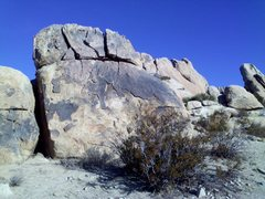 Rock Climbing Photo: The easier Stonehenge problems