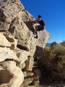 Rock Climbing Photo: Using the great plates