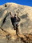 Rock Climbing Photo: Smaller than Id like it to be