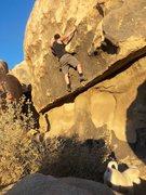Rock Climbing Photo: Living on the Edge