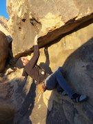 Rock Climbing Photo: Nice fun start