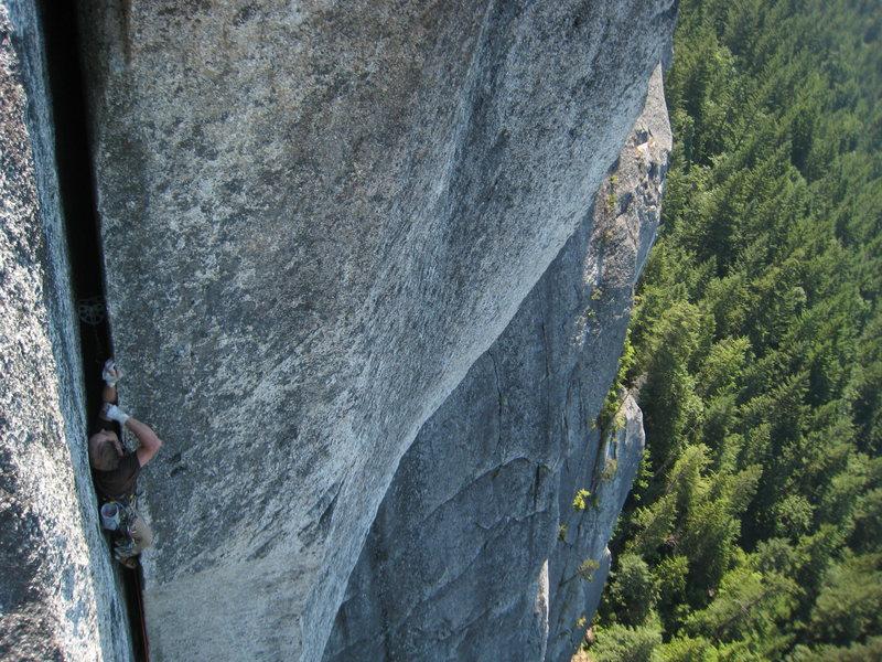 Rock Climbing Photo: Pipeline