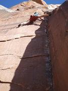 Rock Climbing Photo: Butt Shot!
