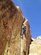 Rock Climbing Photo: The Eliminator