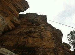 Rock Climbing Photo: West side, great rock!