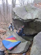 Rock Climbing Photo: Overlord