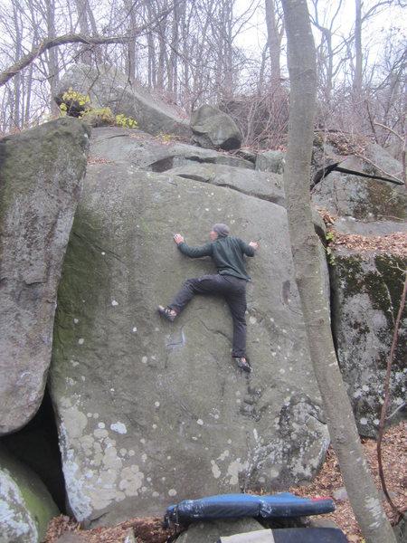 Rock Climbing Photo: Scarlet Lady