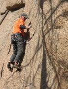Rock Climbing Photo: Nuttin' but nubbins.
