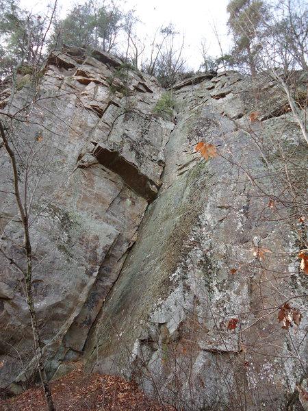 Rock Climbing Photo: lindas corner