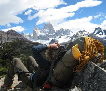 Rock Climbing Photo: Fitzroy09