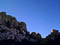 Rock Climbing Photo: Lost Horse Area